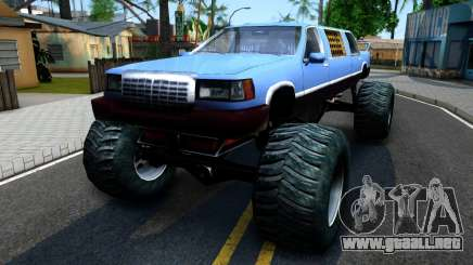 Stretch Monster Truck para GTA San Andreas