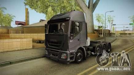 Iveco Stralis Hi-Way 560 E6 8x4 v3.0 para GTA San Andreas