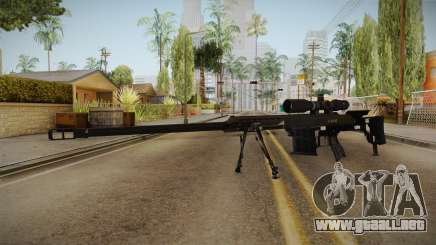 Battlefield 4 - M98B para GTA San Andreas