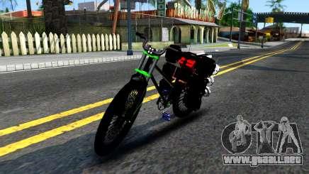 Bici para GTA San Andreas