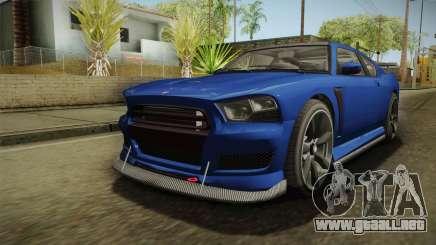 GTA 5 Bravado Buffalo de 2 puertas Coupe para GTA San Andreas