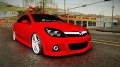 Opel Astra H OPC para GTA San Andreas