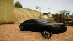 BMW M5 E60 black para GTA San Andreas