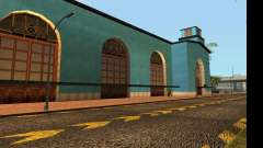 Uniy Station HD para GTA San Andreas