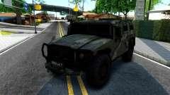 GAZ Tigre 2330 para GTA San Andreas