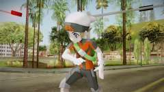 Pokémon ORAS - Brendan para GTA San Andreas