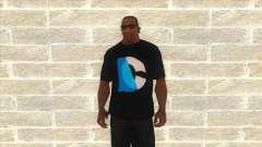 Logo camiseta DC para GTA San Andreas
