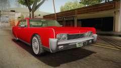 GTA 5 Vapid Chino Continental para GTA San Andreas
