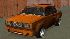 VAZ 2105 VFTS para GTA San Andreas