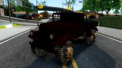 Broken Military Truck para GTA San Andreas