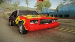 Tahoma Remington PJ3 para GTA San Andreas