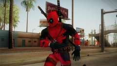 Deadpool The Movie Reskinned para GTA San Andreas