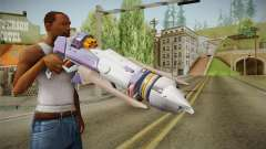 Overwatch 9 - Pharahs Rocket Launcher para GTA San Andreas