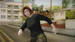 GTA Online: Skin Female 2 para GTA San Andreas