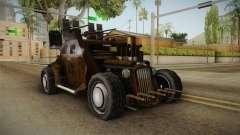 Raku Desert Hustler para GTA San Andreas