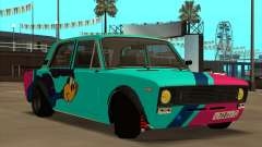 HUNTER 2106 Begunoh para GTA San Andreas