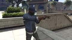 Watch Dogs 2: Marcus Holloway para GTA 5