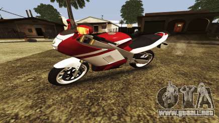 HQ NRG-500 para GTA San Andreas