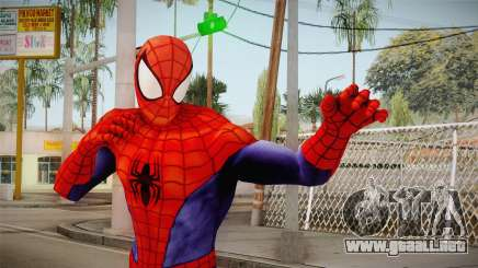 Marvel Heroes - Spider-Man Visual Update para GTA San Andreas