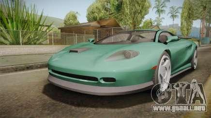 GTA 5 Ocelot Penetrator IVF para GTA San Andreas