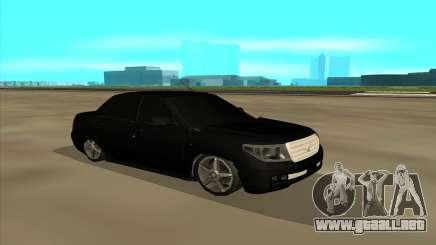 Lada Priora Land Cruiser para GTA San Andreas