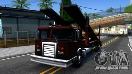 Fire Truck Packer para GTA San Andreas