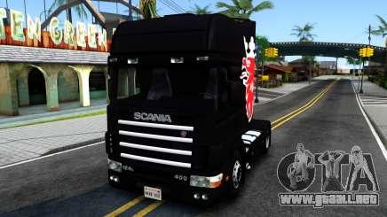 Scania 124L para GTA San Andreas