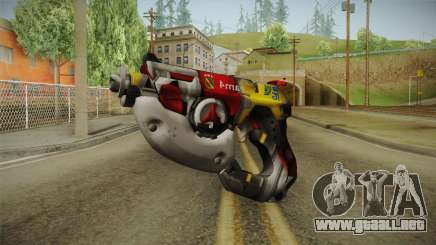 Overwatch 9 - Tracers Pulse Gun v1 para GTA San Andreas