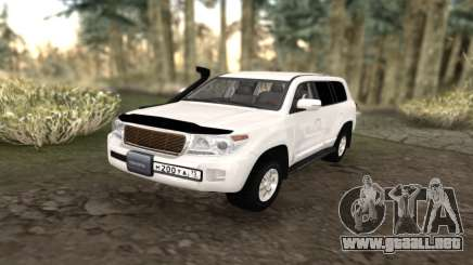 Toyota Land Cruiser 205 para GTA San Andreas