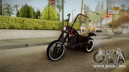 GTA 5 Western Daemon para GTA San Andreas