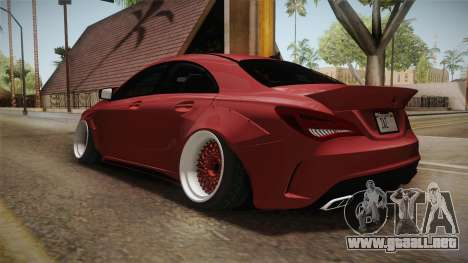Mercedes-Benz CLA 45 AMG WideBody 2014 para GTA San Andreas