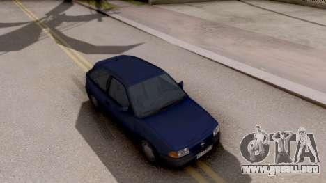 Opel Astra F para la visión correcta GTA San Andreas
