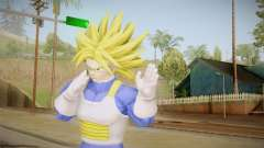 DBX - Super Trunks Saiyan Armor para GTA San Andreas