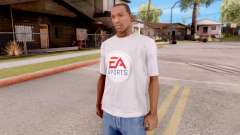 T-shirt de EA Sports UFC para GTA San Andreas
