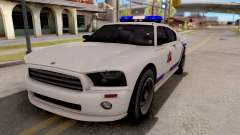 Bravado Buffalo Hometown PD 2009 para GTA San Andreas
