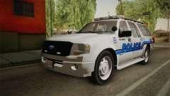 Ford Expedition 2013 SAWPD para GTA San Andreas