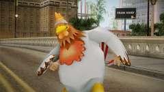 Cox Mascot para GTA San Andreas