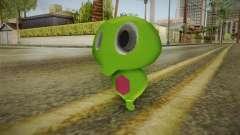 Pokémon XYZ de la Serie - Blanda para GTA San Andreas