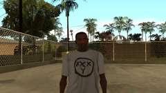 Camisa Oxxxymiron para GTA San Andreas