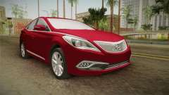 Hyundai Azera 2016 para GTA San Andreas