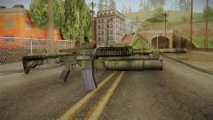 M4A1 Holo para GTA San Andreas