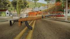 M2A1 New Stock and Magazine para GTA San Andreas