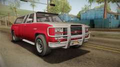 GTA 5 Vapid Bobcat XL IVF para GTA San Andreas