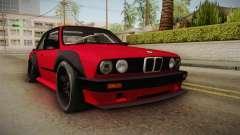 BMW M3 E30 Rocket Bunny para GTA San Andreas