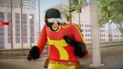 Toni Cipriani in Hero Costume para GTA San Andreas