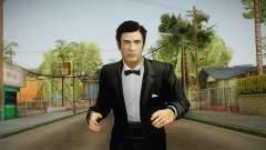 Mafia 2 Vito On Tuxedo Black para GTA San Andreas