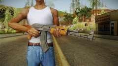 TF2 - AK-47 para GTA San Andreas