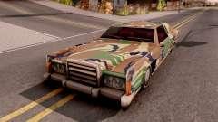 New Paintjob for Remington v3 para GTA San Andreas