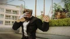Logan Wolverine v2 para GTA San Andreas