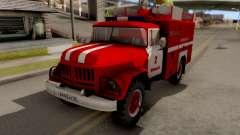 ZIL-130 del AMUR Fuego para GTA San Andreas